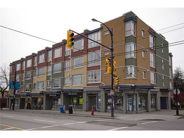 "Main Photo: 403 1688 E 4TH Avenue in Vancouver: Grandview VE Condo for sale in ""LA CASA"" (Vancouver East)  : MLS® # V840824"