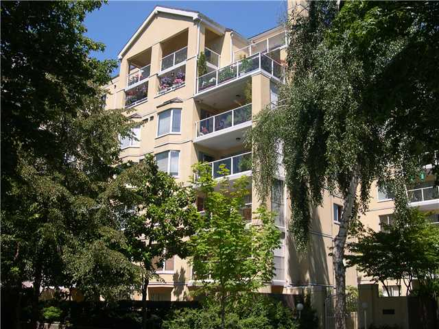 "Main Photo: 703 1263 BARCLAY Street in Vancouver: West End VW Condo for sale in ""WESTPORT TERRACE"" (Vancouver West)  : MLS® # V842579"