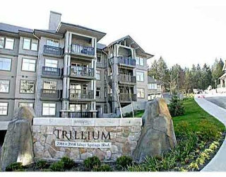 "Main Photo: 407 2988 SILVER SPRINGS BV in Coquitlam: Canyon Springs Condo for sale in ""Silver Springs - Trillium"" : MLS® # V574356"