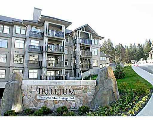 "Main Photo: 407 2988 SILVER SPRINGS BV in Coquitlam: Canyon Springs Condo for sale in ""Silver Springs - Trillium"" : MLS®# V574356"