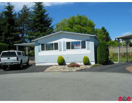 "Main Photo: 99 15875 20TH Avenue in Surrey: King George Corridor Manufactured Home for sale in ""Searidge Bays"" (South Surrey White Rock)  : MLS® # F2820551"