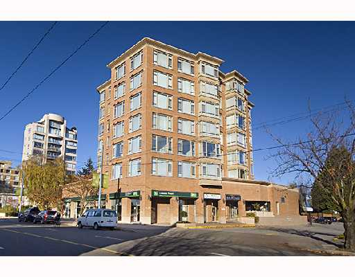 "Main Photo: 504 2580 TOLMIE Street in Vancouver: Point Grey Condo for sale in ""POINT GREY PLACE"" (Vancouver West)  : MLS® # V743763"