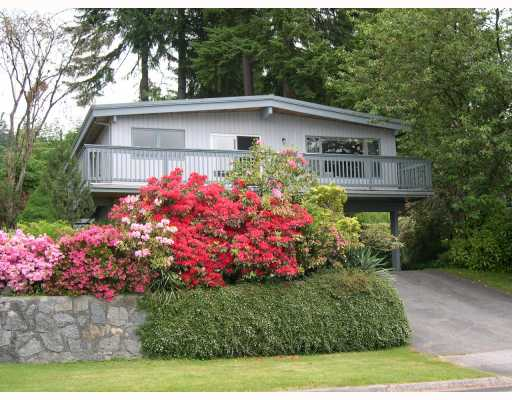 Main Photo: 1956 TOMPKINS Crescent in North_Vancouver: Blueridge NV House for sale (North Vancouver)  : MLS® # V773673