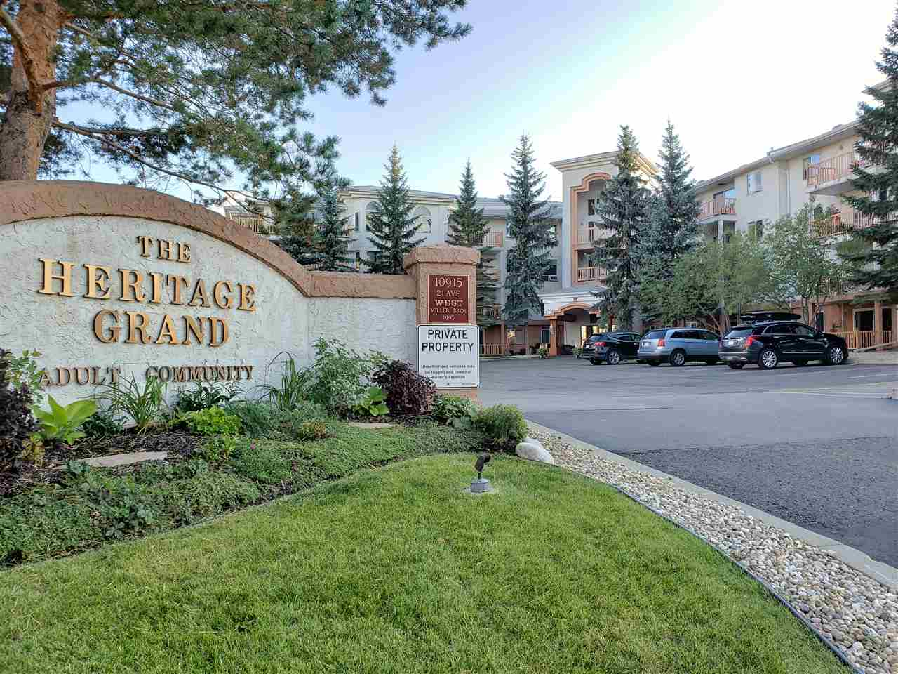 FEATURED LISTING: 306 10915 21 Avenue Edmonton