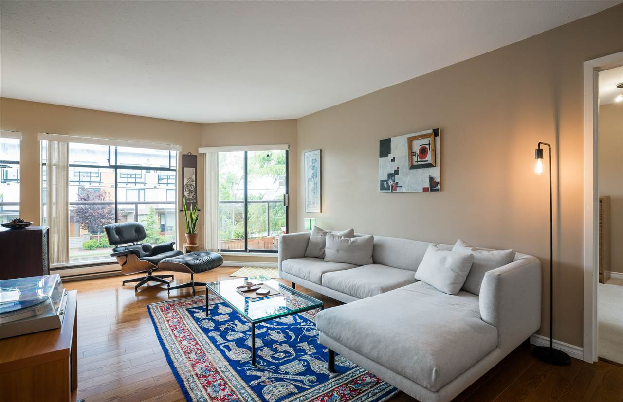 FEATURED LISTING: 217 - 2222 PRINCE EDWARD Street Vancouver