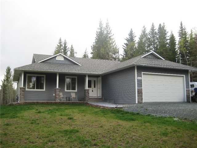 Main Photo: 8715 COLUMBIA Road in Prince George: Pineview House for sale (PG Rural South (Zone 78))  : MLS® # N200878