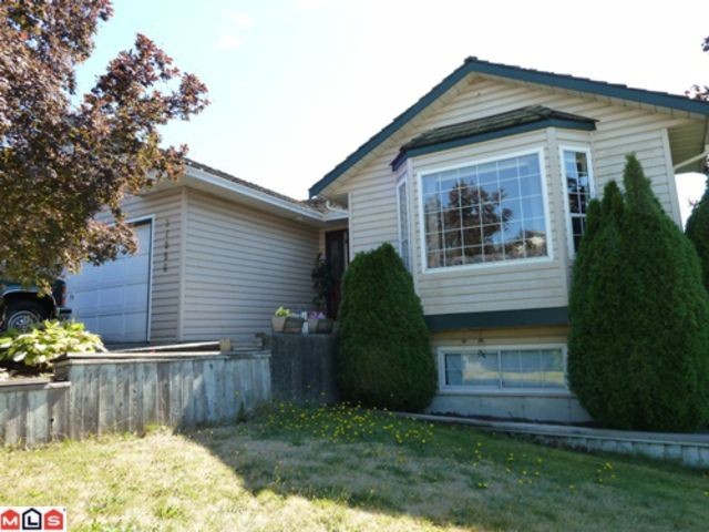 Main Photo: 31056 SIDONI Avenue in Abbotsford: Abbotsford West House for sale : MLS®# F1022830