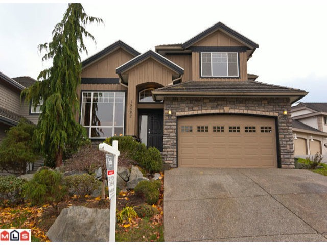 "Main Photo: 15582 34TH Avenue in Surrey: Morgan Creek House for sale in ""ROSEMARY WYND"" (South Surrey White Rock)  : MLS® # F1027890"