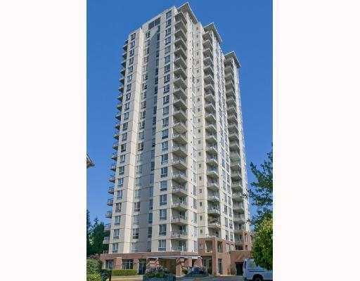 "Photo 1: 801 7077 BERESFORD Street in Burnaby: Highgate Condo for sale in ""CITY CLUB"" (Burnaby South)  : MLS(r) # V748083"