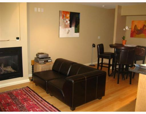 Photo 5: TH14 939 RICHARDS Street in Vancouver: Downtown VW Townhouse for sale (Vancouver West)  : MLS® # V756450