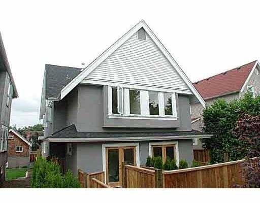 Main Photo: 549 E 7TH Avenue in Vancouver: Mount Pleasant VE House 1/2 Duplex for sale (Vancouver East)  : MLS® # V759260