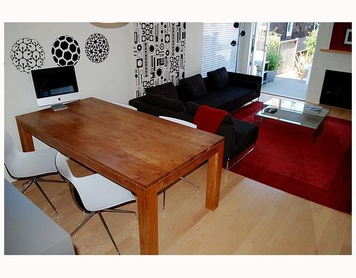 Photo 5: 549 E 7TH Avenue in Vancouver: Mount Pleasant VE House 1/2 Duplex for sale (Vancouver East)  : MLS® # V759260