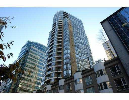 "Main Photo: 1201 1166 MELVILLE Street in Vancouver: Coal Harbour Condo for sale in ""ORCA PLACE"" (Vancouver West)  : MLS® # V778052"