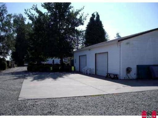 "Main Photo: 32491 HUNTINGDON Road in Abbotsford: Poplar House for sale in ""Huntingdon"" : MLS®# F1007010"