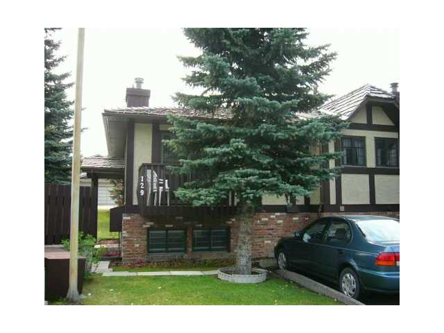 Main Photo: 129 STORYBOOK Terrace NW in CALGARY: Ranchlands Townhouse for sale (Calgary)  : MLS® # C3422043