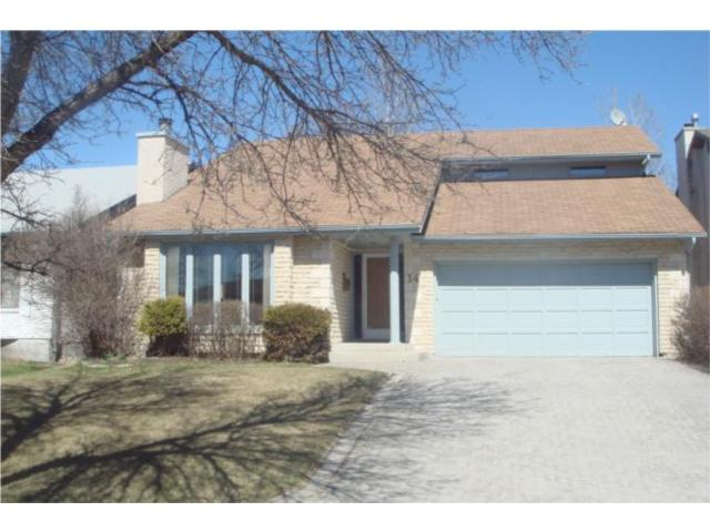 Main Photo: 14 Matlock Crescent in WINNIPEG: Charleswood Residential for sale (South Winnipeg)  : MLS® # 1006678