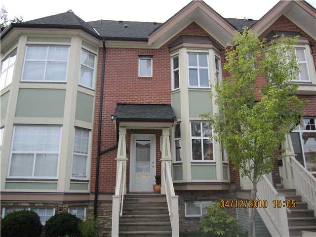 "Main Photo: 1575 COTTON Drive in Vancouver: Grandview VE Townhouse for sale in ""COTTON LANE"" (Vancouver East)  : MLS® # V823946"