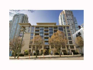 Main Photo: 542 SMITHE Street in Vancouver: Downtown VW Townhouse for sale (Vancouver West)  : MLS®# V851037