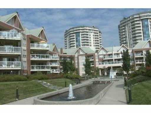Main Photo: 308 1240 QUAYSIDE Drive in New Westminster: Quay Condo for sale : MLS® # V852183