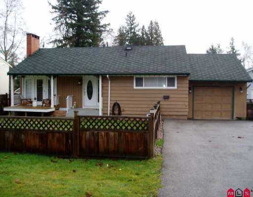 Main Photo: 6120 133RD ST in Surrey: Panorama Ridge House for sale : MLS®# F2600247