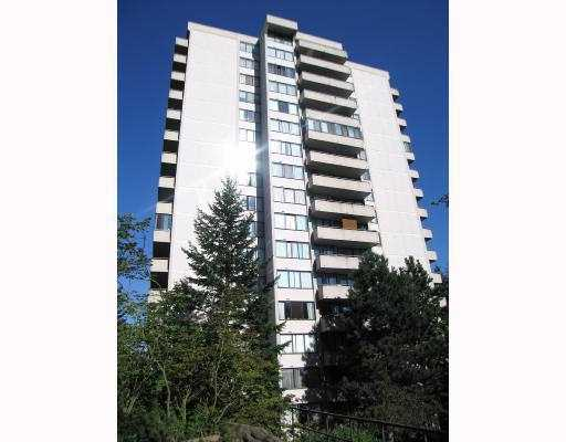 "Main Photo: 1506 2060 BELLWOOD Avenue in Burnaby: Brentwood Park Condo  in ""VANTAGE POINT"" (Burnaby North)  : MLS® # V800702"