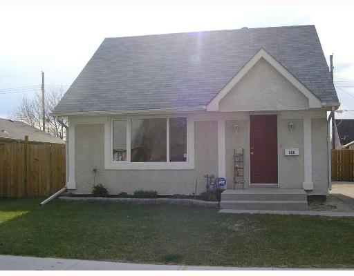Main Photo: 566 WHYTEWOLD Road in WINNIPEG: St James Residential for sale (West Winnipeg)  : MLS® # 2808282