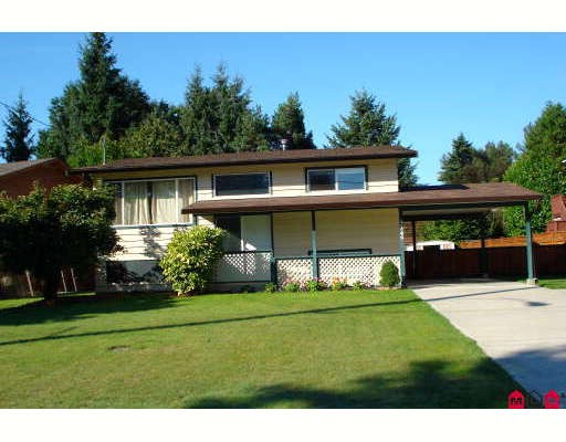 Main Photo: 3349 EPSON Court in Abbotsford: Abbotsford East House for sale : MLS® # F2827395