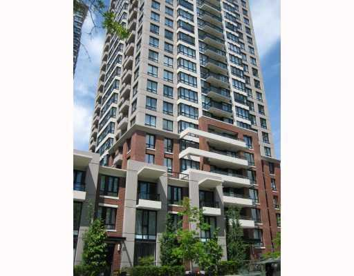 "Main Photo: 2701 909 MAINLAND Street in Vancouver: Downtown VW Condo for sale in ""YALETOWN PARK II"" (Vancouver West)  : MLS®# V753276"