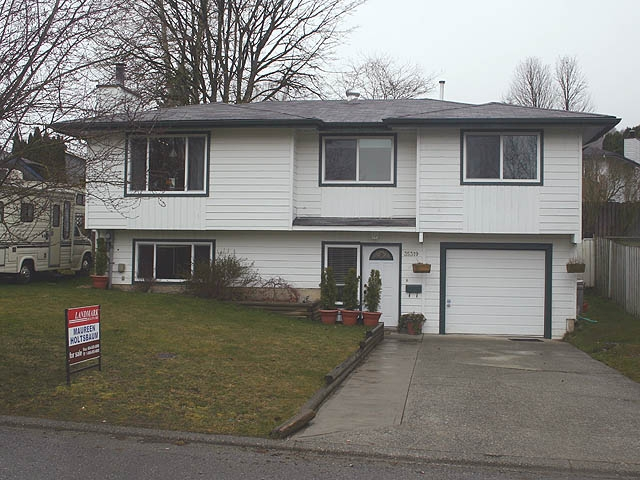 Main Photo: 35319 PURCELL Avenue in Abbotsford: Abbotsford East House for sale : MLS® # F2905661