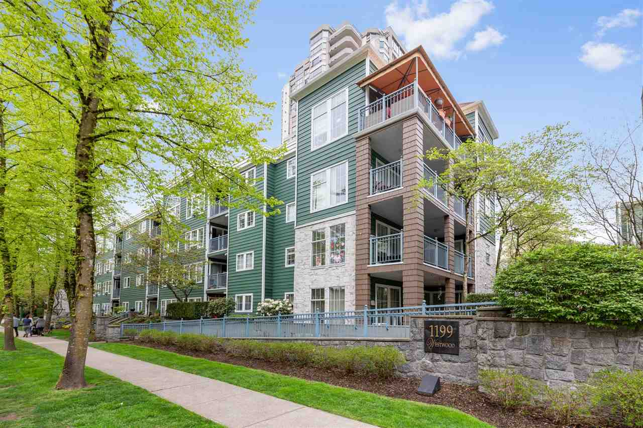 FEATURED LISTING: 102 - 1199 WESTWOOD Street Coquitlam