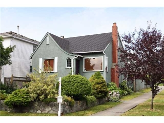 Main Photo: 5609 ONTARIO Street in Vancouver: Cambie House for sale (Vancouver West)  : MLS® # V841745