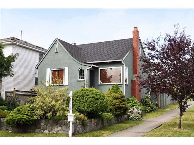 Main Photo: 5609 ONTARIO Street in Vancouver: Cambie House for sale (Vancouver West)  : MLS(r) # V841745