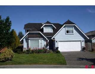 "Main Photo: 18843 63A Avenue in Surrey: Cloverdale BC House for sale in ""Falconridge"" (Cloverdale)  : MLS® # F2819584"