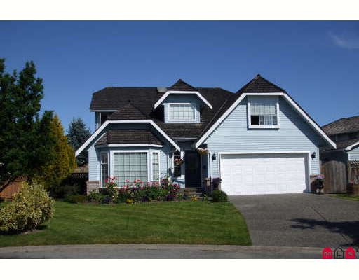 "Main Photo: 18843 63A Avenue in Surrey: Cloverdale BC House for sale in ""Falconridge"" (Cloverdale)  : MLS®# F2819584"