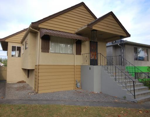Main Photo: 4769 FLEMING Street in Vancouver: Knight House for sale (Vancouver East)  : MLS® # V786315