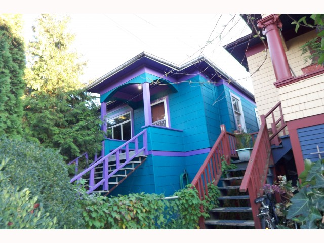 Main Photo: 1178 E 14TH Avenue in Vancouver: Mount Pleasant VE House for sale (Vancouver East)  : MLS® # V792729