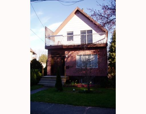 Main Photo: 502 ST GEORGE Street in New Westminster: Queens Park House for sale : MLS® # V808705