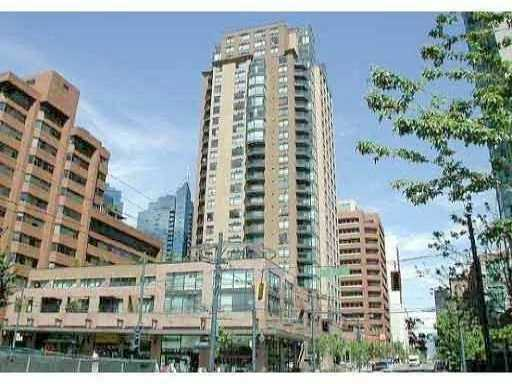 "Main Photo: 903 1189 HOWE Street in Vancouver: Downtown VW Condo for sale in ""THE GENESIS RESIDENCE & CLUB"" (Vancouver West)  : MLS® # V818652"
