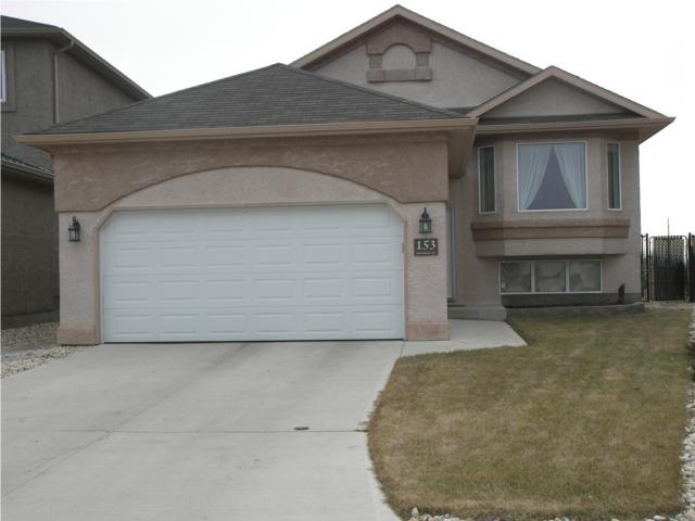 Main Photo: 153 Montvale Crescent in WINNIPEG: Windsor Park / Southdale / Island Lakes Residential for sale (South East Winnipeg)  : MLS® # 1005493