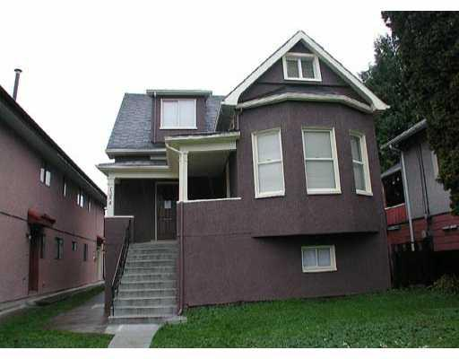 Main Photo: 1354 E 18TH Avenue in Vancouver: Knight House for sale (Vancouver East)  : MLS®# V755122