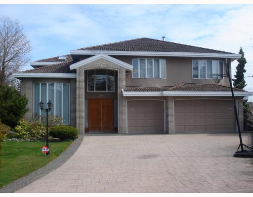 Main Photo: 5291 CALDERWOOD Crescent in Richmond: Lackner House for sale : MLS® # V761277