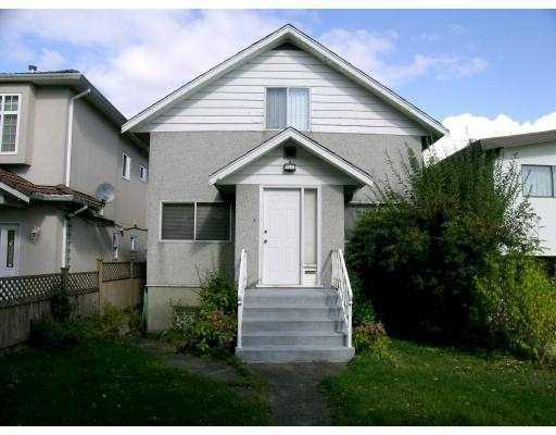 Main Photo: 3031 CHARLES Street in Vancouver: Renfrew VE House for sale (Vancouver East)  : MLS®# V770742