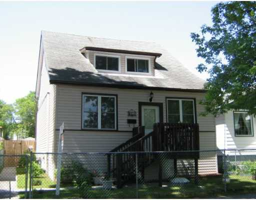 Main Photo: 864 ALVERSTONE Street in WINNIPEG: West End / Wolseley Residential for sale (West Winnipeg)  : MLS(r) # 2911673