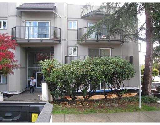 Main Photo: 203 620 BLACKFORD Street in New Westminster: Uptown NW Condo for sale : MLS® # V782171
