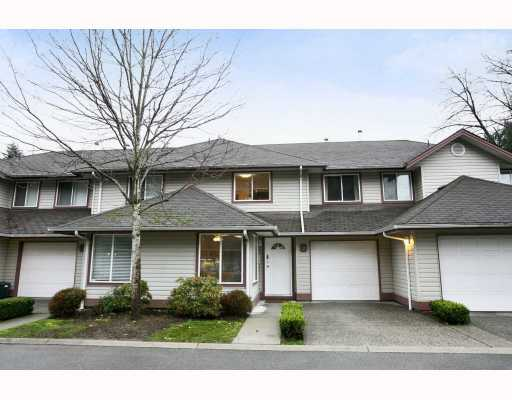 "Main Photo: 2 20985 CAMWOOD Avenue in Maple Ridge: Southwest Maple Ridge Townhouse for sale in ""MAPLE COURT"" : MLS® # V809174"