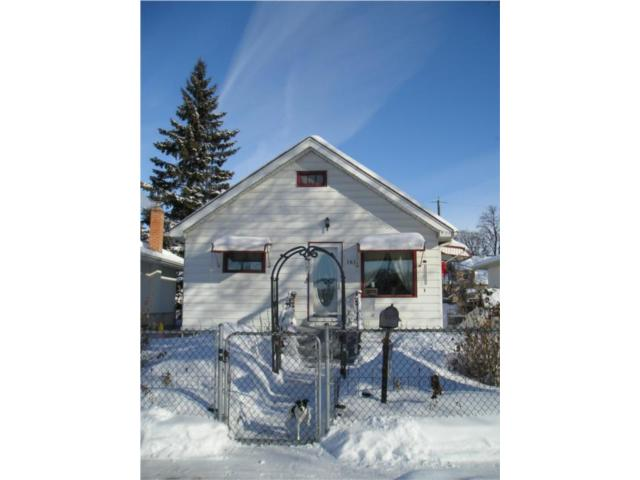 Main Photo: 161 Bronx Place in WINNIPEG: East Kildonan Residential for sale (North East Winnipeg)  : MLS(r) # 1002480