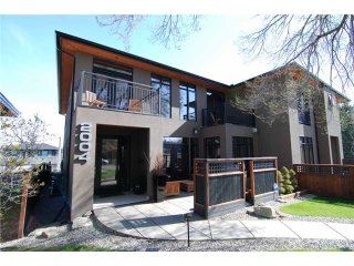 Main Photo: 2004 37 Avenue SW in CALGARY: Altadore River Park Residential Attached for sale (Calgary)  : MLS® # C3429821