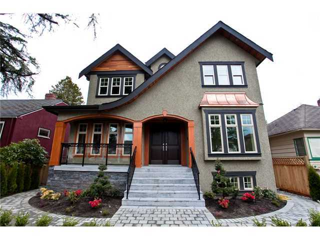 Main Photo: 8126 FRENCH Street in Vancouver: Marpole House for sale (Vancouver West)  : MLS® # V836441