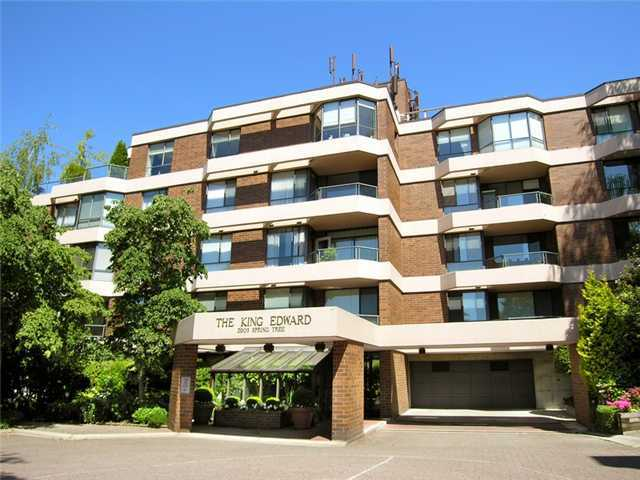 "Main Photo: 212 3905 SPRINGTREE Drive in Vancouver: Quilchena Condo for sale in ""ARBUTUS VILLAGE"" (Vancouver West)  : MLS® # V847815"