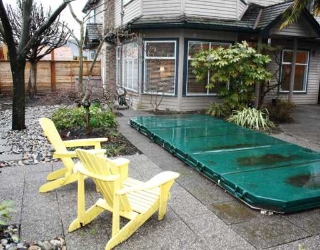 Main Photo: 3099 W 3RD Avenue in Vancouver: Kitsilano House 1/2 Duplex for sale (Vancouver West)  : MLS® # V758580